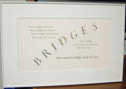 「BRIDGES」