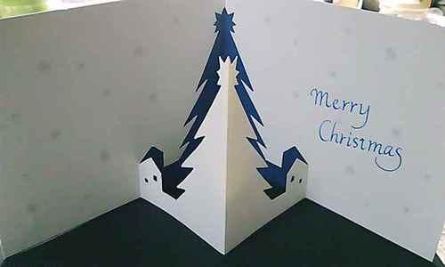 クリスマスカード2009-3